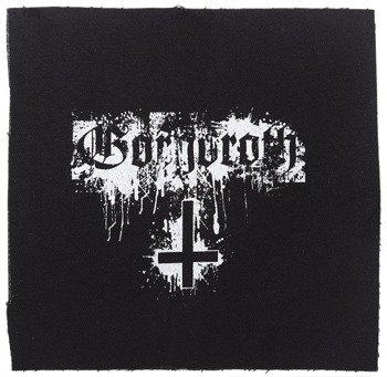 naszywka GORGOROTH - WHITE CROSS