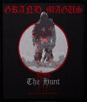 naszywka GRAND MAGUS - THE HUNT