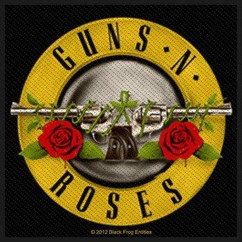 naszywka GUNS N' ROSES - LOGO