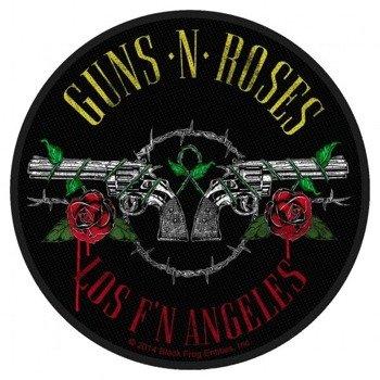naszywka GUNS N' ROSES - LOS F'N ANGELES
