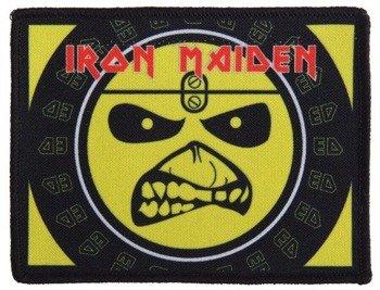 naszywka IRON MAIDEN - ED