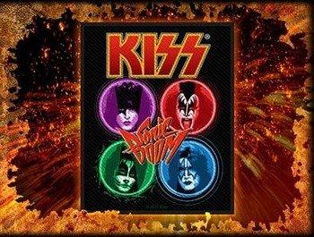 naszywka KISS - SONIC BOOM