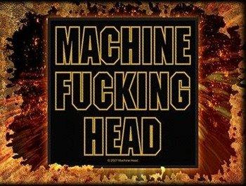 naszywka MACHINE HEAD