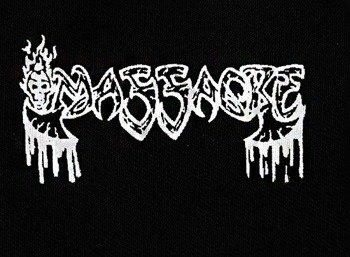 naszywka MASSACRE - LOGO