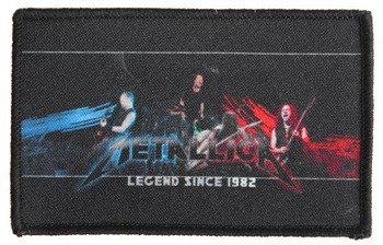 naszywka METALLICA - LEGEND SINCE 1982