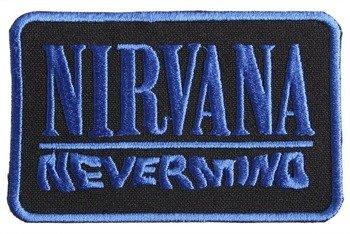 naszywka NIRVANA - NEVERMIND BLUE