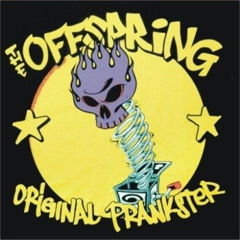 naszywka OFFSPRING - ORIGINAL PRANKSTER