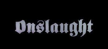 naszywka ONSLAUGHT - LOGO