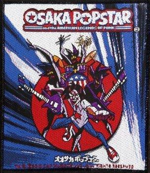 naszywka OSAKA POPSTAR - BLANK GENERATION