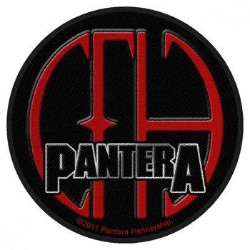 naszywka PANTERA - CFH