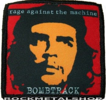 naszywka RAGE AGAINST THE MACHINE - BOMBTRACK