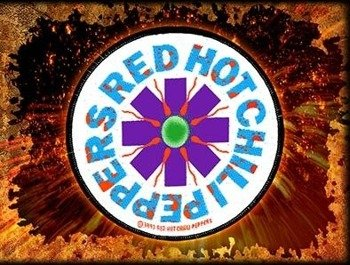 naszywka RED HOT CHILI PEPPERS