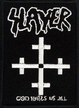 naszywka SLAYER - GOD .......