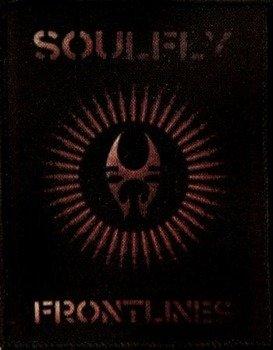 naszywka SOULFLY - FRONTLINE