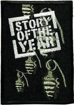 naszywka STORY OF THE YEAR