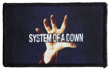 naszywka SYSTEM OF A DOWN -  SYSTEM OF A DOWN