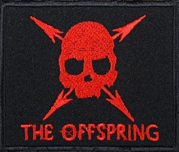 naszywka THE OFFSPRING