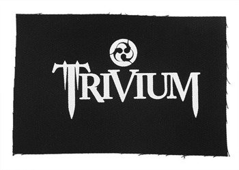naszywka TRIVIUM - LOGO