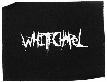 naszywka WHITECHAPEL - LOGO