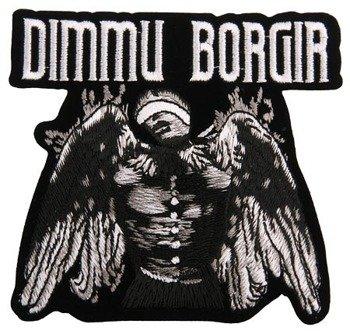 naszywka termiczna DIMMU BORGIR - SPIRITUAL BLACK DIMENSIONS