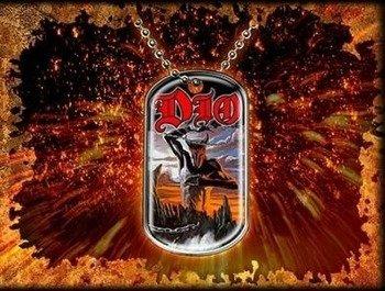nieśmiertelnik DIO - HOLY DIVER