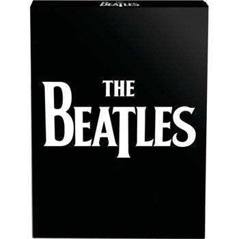 notes THE BEATLES - LOGO A7  gładki