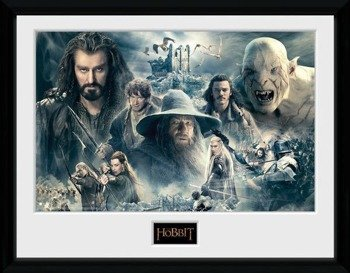 obraz w ramie HOBBIT - BATTLE OF FIVE ARMIES