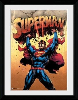 obraz w ramie SUPERMAN - STRENGTH