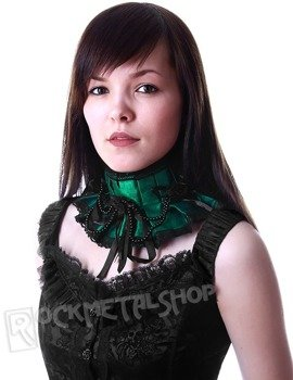 opaska na szyję RAVEN - NECK COLLAR (BDAX10) (DARK GREEN)