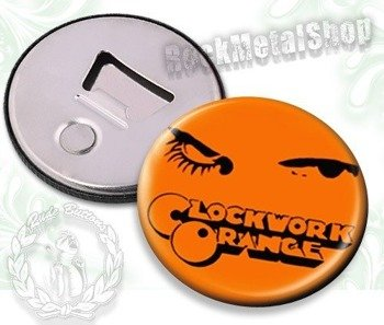 otwieracz do piwa CLOCKWORK ORANGE OCZY