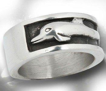 pierścień DELFIN