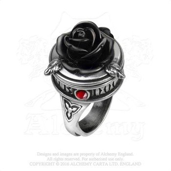 pierścień SUB ROSA POISON