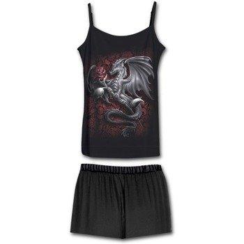 piżama SPIRAL - WYVERN zestaw 4-częściowy