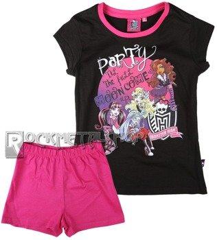 piżama dziecięca MONSTER HIGH - PARTY! dla dziewczynki