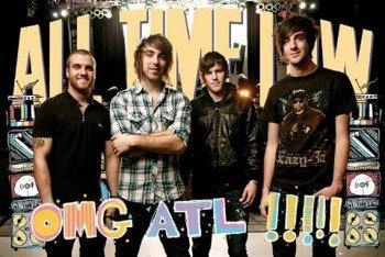 plakat ALL TIME LOW - LANDSCAPE