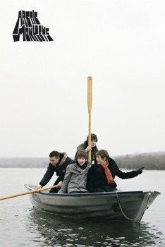 plakat ARCTIC MONKEYS - BOAT