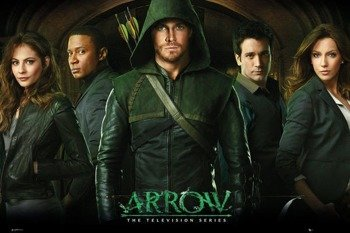 plakat ARROW - GROUP