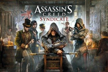 plakat ASSASSINS CREED SYNDICATE - PUB