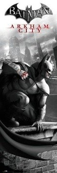 plakat BATMAN ARKHAM CITY - COVER