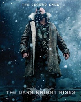 plakat BATMAN THE DARK KNIGHT RISES - BANE