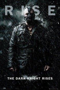 plakat BATMAN THE DARK KNIGHT RISES - BANE RISE