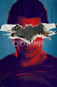 plakat BATMAN V SUPERMAN - SUPERMAN TEASER