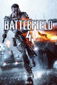 plakat BATTLEFIELD 4 - COVER
