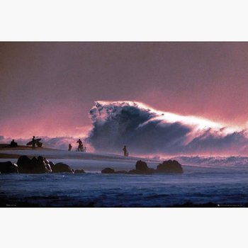 plakat BIG WAVE