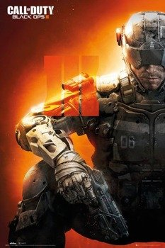 plakat CALL OF DUTY BLACK OPS 3 - III