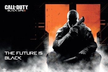 plakat CALL OF DUTY BLACK OPS II - LANDSCAPE