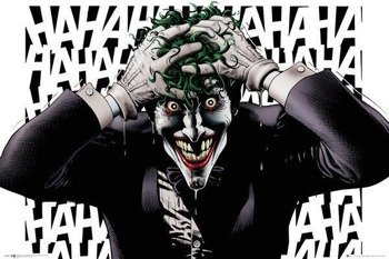 plakat DC COMICS - KILLING JOKE