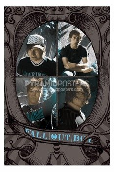 plakat FALL OUT BOY - BAND
