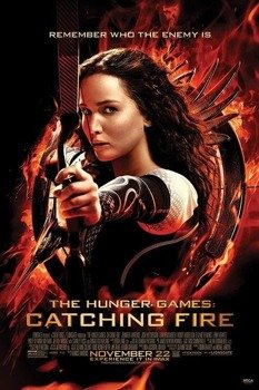 plakat HUNGER GAMES - ONE SHEET