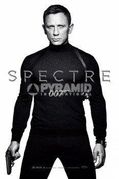 plakat JAMES BOND - SPECTRE (BLACK AND WHITE)